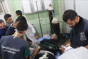 OPCW điều tra cáo buộc tấn công hóa học tại Aleppo khiến 100 người bị thương