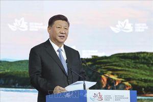 Chủ tịch Trung Quốc công du một loạt nước trước thềm hội nghị G20