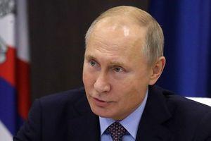 TT Putin lần đầu lên tiếng về việc Nga bắt giữ tàu Ukraine