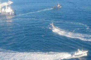 Nga cảnh báo Ukraine hứng 'hậu quả nghiêm trọng' vì căng thẳng ở eo biển Kerch