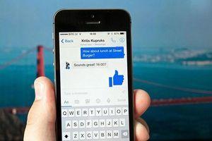 Facebook Messenger mắc lỗi lạ khiến người dùng bối rối
