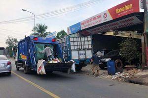Bình Dương: Hàng loạt tổ thu gom rác sinh hoạt ở thị xã Thuận An kêu cứu