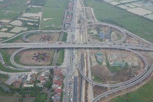 Hà Nội sắp làm đường gom 4,2km nối cầu Thanh Trì