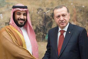 Thái tử Saudi đề nghị gặp Tổng thống Thổ Nhĩ Kỳ bên lề G20