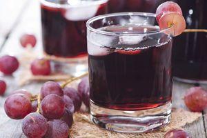 Cách làm rượu nho với đường phèn thơm ngon chuẩn bị cho ngày Tết