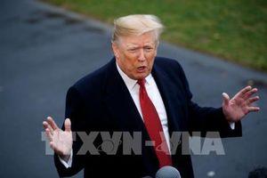 Tổng thống Mỹ lo ngại về quan hệ thương mại với Anh hậu Brexit