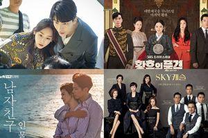 BXH diễn viên - phim Hàn 'hot' tuần 3 tháng 11: Sức mạnh không tưởng của Park Bo Gum - Song Hye Kyo