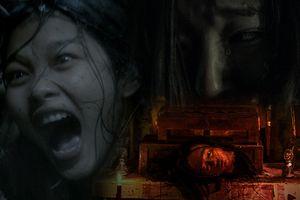 Hoàng Yến Chibi, Thanh Tú hoảng loạn trong teaser rùng rợn của phim kinh dị 'Thiên Linh Cái' về Kumanthong