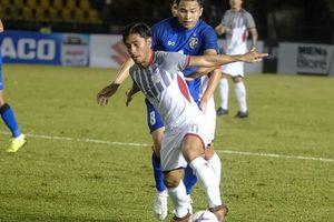Nhiều cầu thủ Philippines bất ngờ chia tay AFF Cup 2018 để trở về CLB