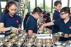 Hà Nội: Tăng cường thanh tra đảm bảo an toàn bữa ăn trong trường học