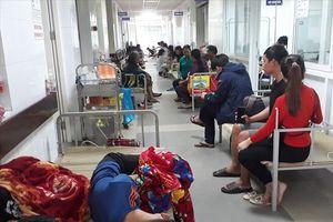 Đà Nẵng: Sốt xuất huyết tăng đột biến, bệnh viện quá tải