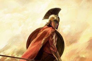 Rùng mình bài thi 'tốt nghiệp' đẫm máu của chiến binh Sparta
