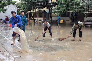 Bộ Y tế đề nghị các địa phương đảm bảo nước sạch và vệ sinh môi trường mùa bão lũ