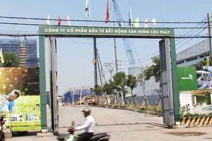 Quận 7, Tp. Hồ Chí Minh: Dự án Green Star Sky Garden triển khai gây ô nhiễm môi trường, làm nứt nhà dân