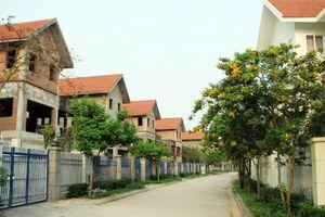 Xử lý kết luận thanh tra dự án khu đô thị Quang Minh