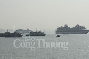 Thí điểm ghép tàu khách thăm quan Vịnh Hạ Long