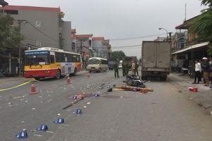 Hưng Yên: Bùng phát lấn chiếm hành lang ATGT trên QL39