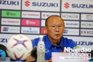 Báo Hàn Quốc: 'AFF Cup 2018 là cơ hội tuyệt vời để HLV Park Hang Seo giành chức vô địch'