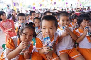 Hà Nội: Chương trình sữa học đường đã chính thức chọn được nhà thầu