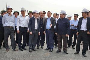 Bộ trưởng Nguyễn Văn Thể 'thúc' tiến độ nhiều dự án quan trọng tại Hà Nội, Hưng Yên