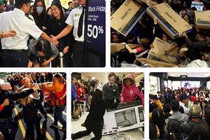 Hậu Black Friday: Nhiều cái kết 'đắng' sau chen chân mua sắm
