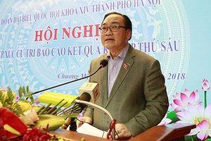 Ông Hoàng Trung Hải: Các huyện phải quản lý chặt rừng phòng hộ