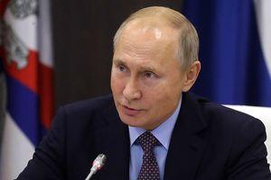 Tổng thống Putin lần đầu lên tiếng giữa căng thẳng Nga-Ukraine