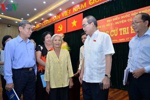 Bí thư Nguyễn Thiện Nhân: Chống tham nhũng là 'không có vùng cấm'