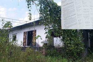 Hy hữu thu hồi 54.000 m2 đất: Vợ nhận tiền, chồng không biết