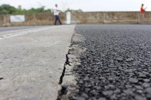 Cận cảnh những vết lún cầu cống trên cao tốc Đà Nẵng – Quảng Ngãi