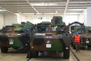 Lebanon nhận lô vũ khí đầu tiên từ Pháp