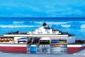 TQ sẽ xây căn cứ ngầm dùng AI ở Biển Đông