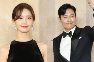 Dàn sao hạng A đổ bộ thảm đỏ lễ trao giải Hàn Quốc