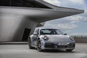 Porsche 911 thế hệ thứ 8 ra mắt - động cơ được nâng cấp rõ rệt