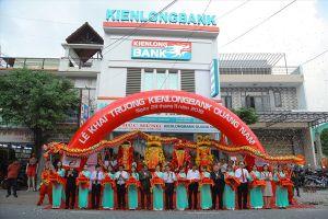 Kienlongbank khai trương Chi nhánh đầu tiên tại tỉnh Quảng Nam