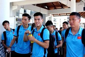 Tin AFF Cup 2018 ngày 28.11: Tuyển Việt Nam gặp sự cố tại Philippines; CĐV vây kín cổng VFF
