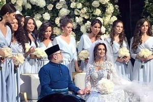 Nhan sắc nữ hoàng sắc đẹp Nga mới cưới quốc vương Malaysia