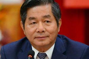 Trước ông Bùi Quang Vinh, có bao nhiêu nguyên Bộ trưởng bị kỷ luật?