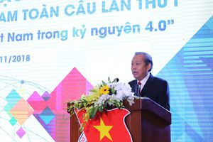 Phó Thủ tướng Trương Hòa Bình: Mong diễn đàn trí thức trẻ thành kênh tham vấn cho Chính phủ