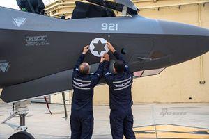 Không quân Israel bất ngờ nhận thêm hai chiến đấu cơ F-35I