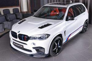 BMW X5 M-Series Abu Dhabi độ đồ chơi siêu đắt đỏ