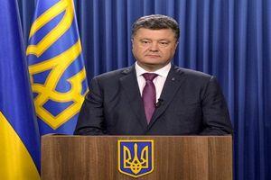 Tổng thống Ukraine Poroshenko cảnh báo 'chiến tranh toàn diện' với Nga