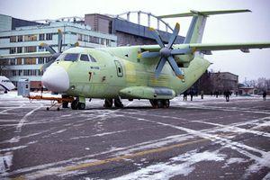 Ứng viên thay thế máy bay An-26 VN chính thức 'chào sân'