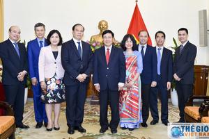 Bộ Ngoại giao trao quyết định bổ nhiệm Cục trưởng Cục Lãnh sự