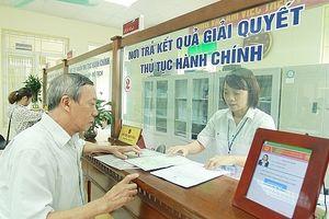 Hà Nội: Nâng cao chất lượng giải quyết thủ tục hành chính