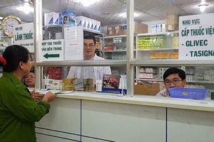Những người được miễn phí thuốc điều trị khi đi viện