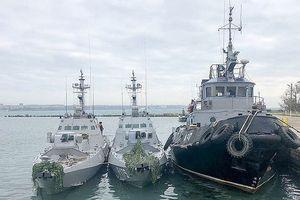 Nga bắt giữ 3 tàu hải quân Ukraine chứa nhiều vũ khí đạn dược