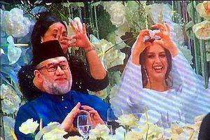 Hoa hậu Moscow kết hôn với Quốc vương Malaysia