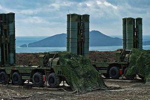 Giữa căng thẳng Ukraine, Nga đưa 'rồng lửa' S-400 trực chiến ở Crimea