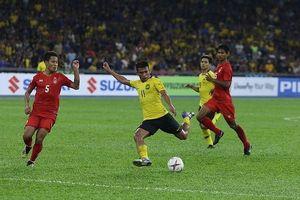 Tuyển Malaysia sở hữu chân sút 'đen đủi' nhất vòng bảng